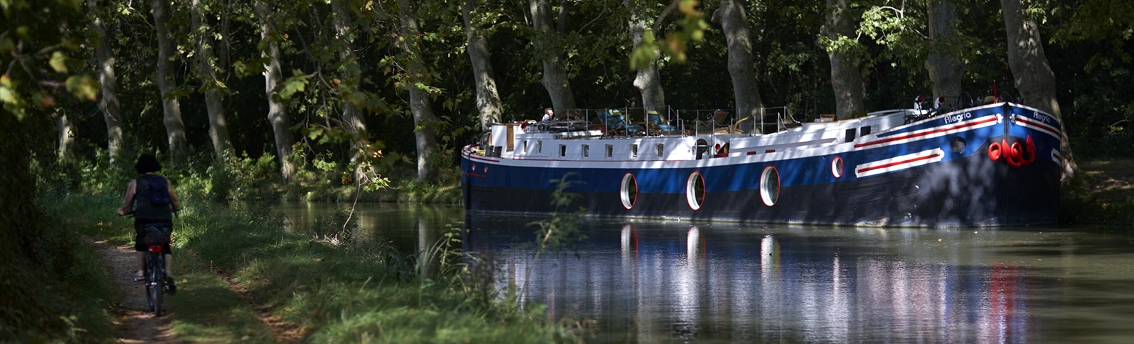 Barge Cruises In France and Europe: Photo Gallery for Barge Alegria
