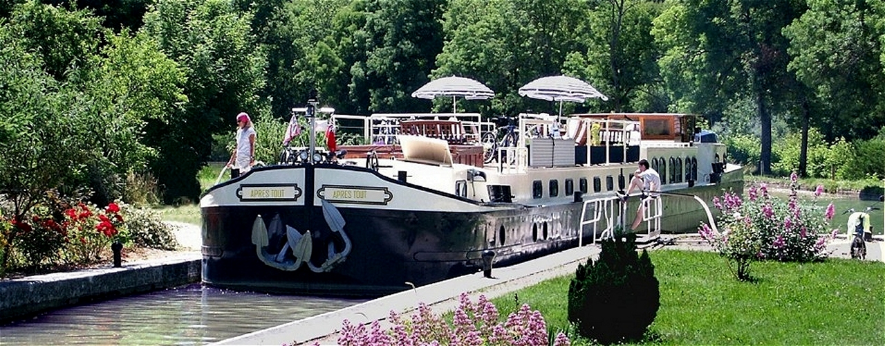 Barge Cruises In France and Europe: Photo Gallery for Barge Apres Tout