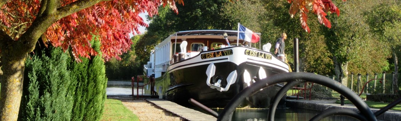 Barge Cruises In France and Europe: Photo Gallery for Barge C'Est La Vie