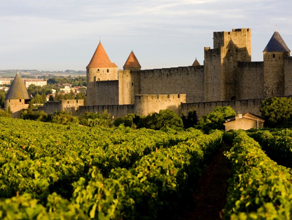 Excursions include a visit to the majestic medieval hilltop village of Carcasonne
