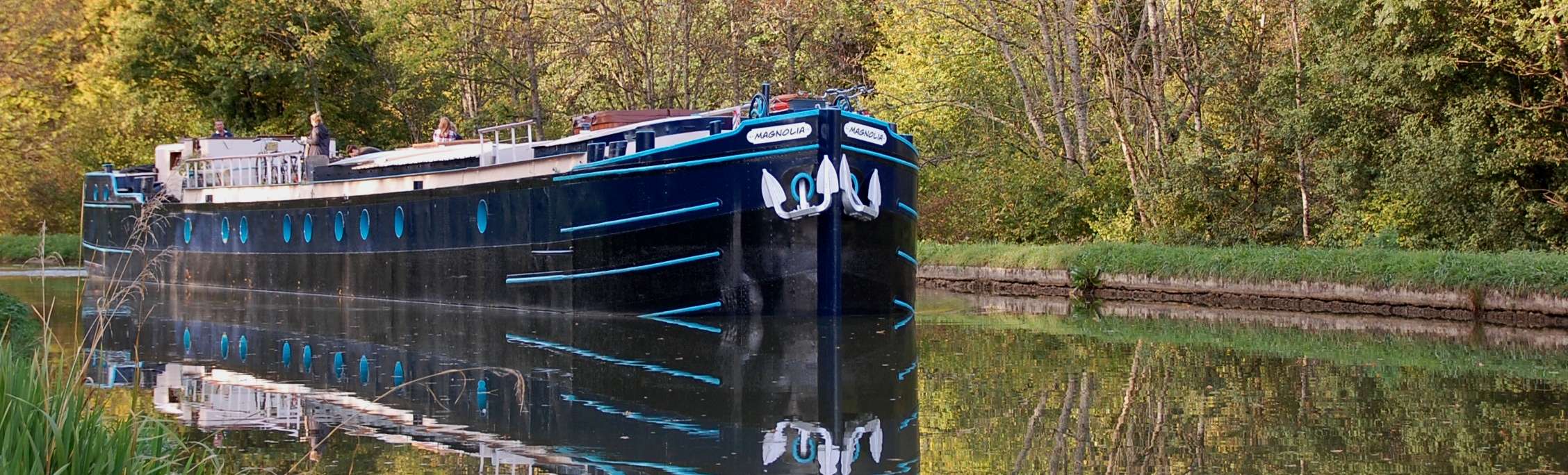 Barge Cruises In France and Europe: Photo Gallery for Barge Magnolia