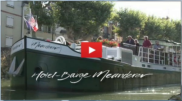Video Introduction to Hotel Barge Meanderer