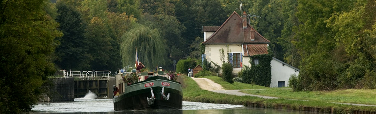 Barge Cruises In France and Europe: Photo Gallery for Barge Papillon