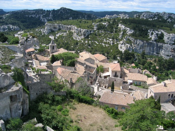 Les Baux-de-Provence is recognized as one of the Most Beautiful Villages in France