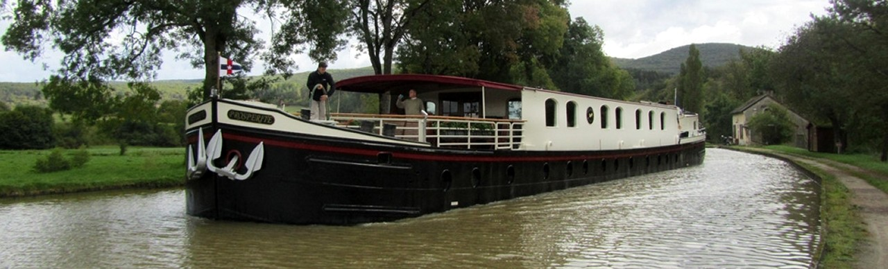 Barge Cruises In France and Europe: Photo Gallery for Barge Prosperite