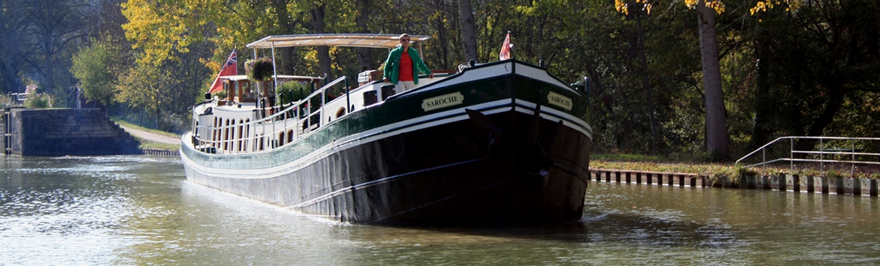 Barge Cruises In France and Europe: Photo Gallery for Barge Saroche