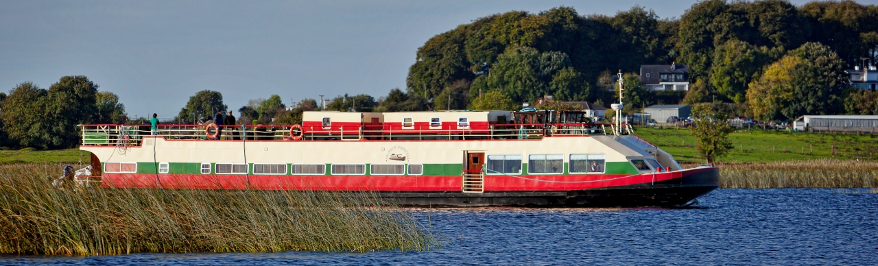 Barge Cruises In France and Europe: Photo Gallery for Barge Shannon Princess II