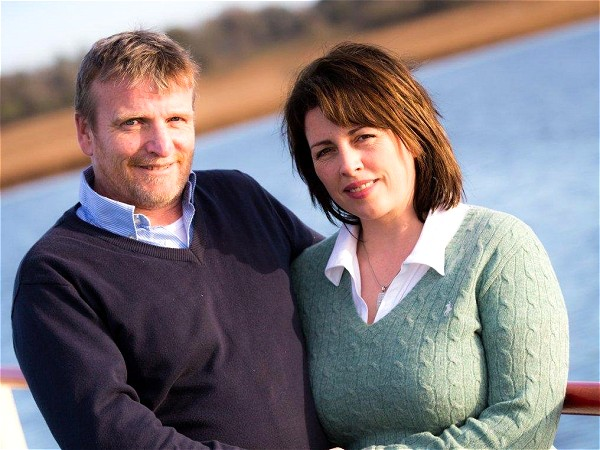 Your owners and hosts Olivia and Ruairi, will welcome you aboard the Shannon Princess II