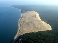 The largest sand dune in Europe